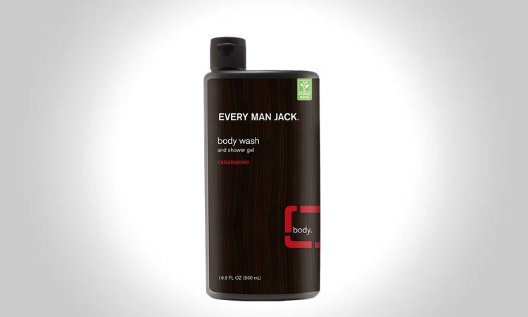Every Man Jack Body Wash and Shower Gel