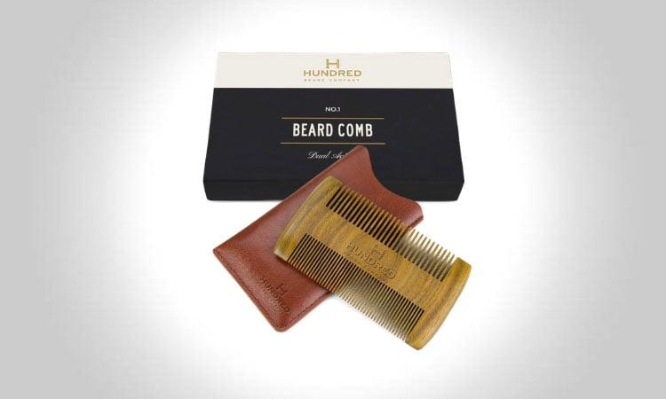 Huntsman Beard Comb
