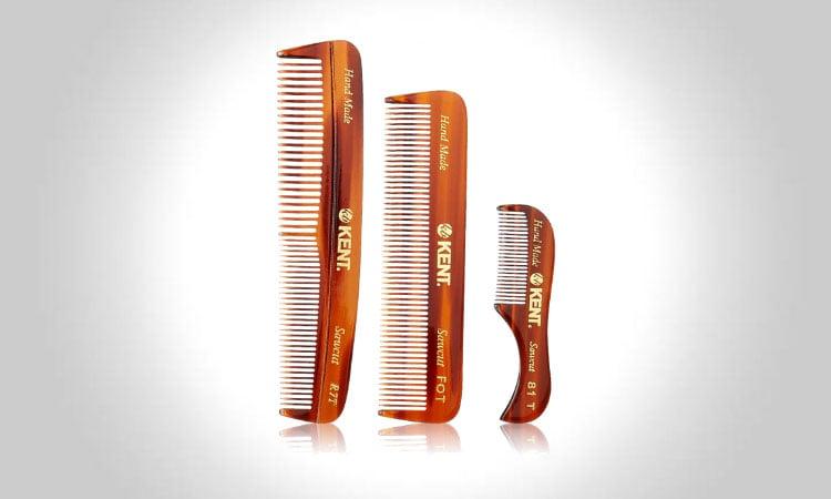 Kent Men's Handmade Comb