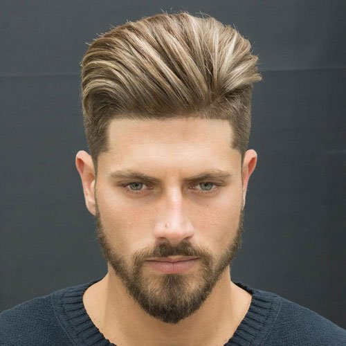 23 Best Men's Hair Highlights (2019 Guide)