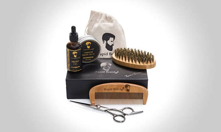 Rapid Beard Grooming and Trimming Kit For Men