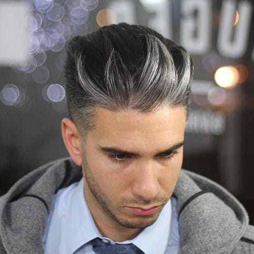 Best Men S Hair Highlights