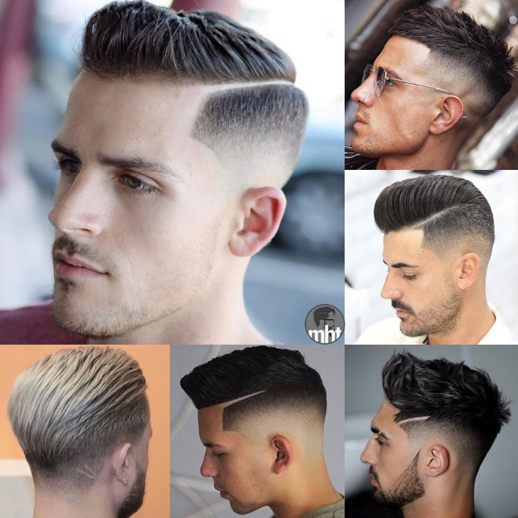 Taper Fade Haircuts Types Of Fades 2018