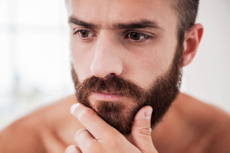 Use Beard Oil To Stop Itching When Growing Facial Hair