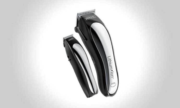 Wahl Lithium Ion Cordless Rechargeable Hair Clippers