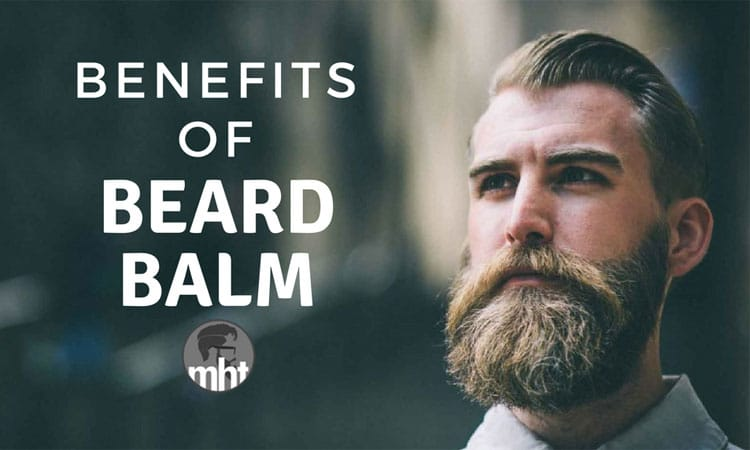 Benefits of Beard Balm