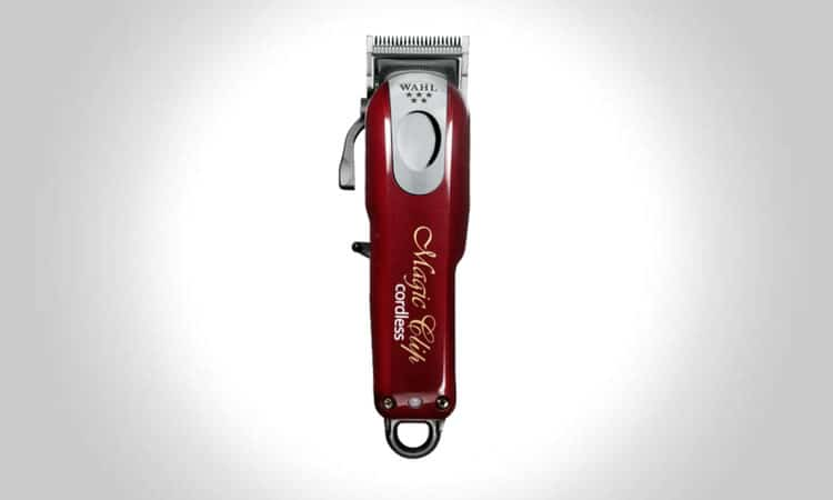 Best Cordless Barber Clippers - Wahl Professional 5-Star Cordless Magic Clip