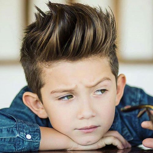 7 Best Hair Products For Little Boys (2019 Guide
