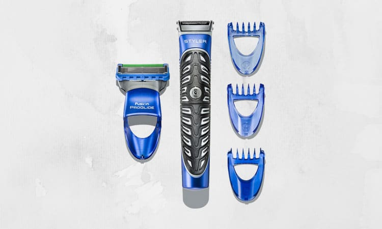 Best Men's Pubic Hair Trimmers - Gillette Fusion ProGlide Men's Body Groomer