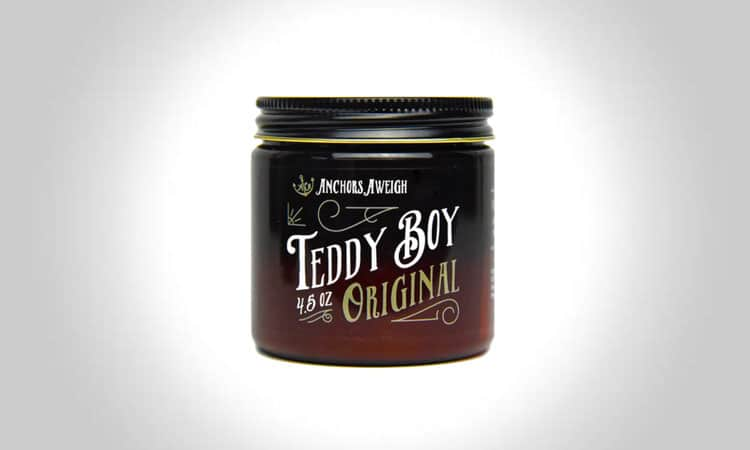 Best Pomade For Little Boys - Anchors Aweigh Hair Teddy Boy Natural Pomade
