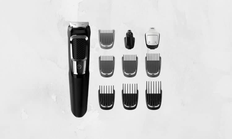 Best Trimmer and Shaver For Pubic Hair - Philips Norelco Multigroom 3000