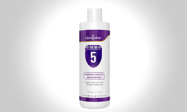 Lipogaine Hair Growth Shampoo