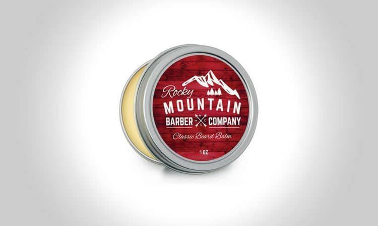 Rocky Mountain Barber Beard Balm