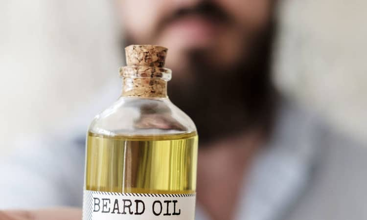 Beard Oil For Softness