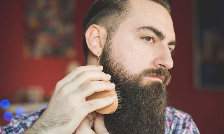 Brush Your Beard To Keep It Soft