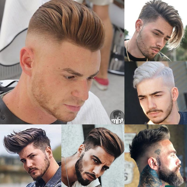 Top 35 Popular Men S Haircuts Hairstyles For Men 2019: 101 Best Men's Haircuts + Hairstyles For Men (2019 Guide