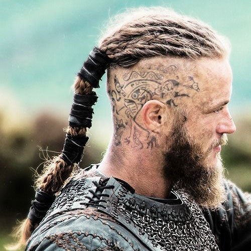 49 Badass Viking Hairstyles For Rugged Men 2020 Guide