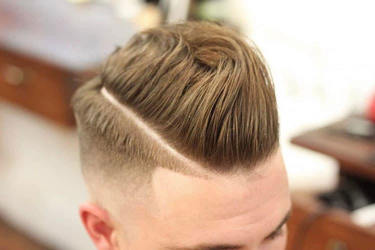 Best Side Part Haircuts