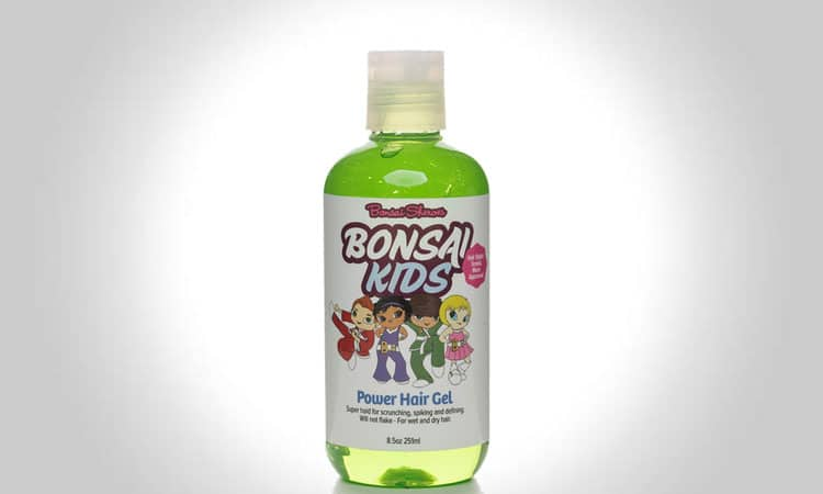 Bonsai Kids Hair Care Power Hair Gel
