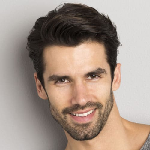 Long Taper Hairstyle