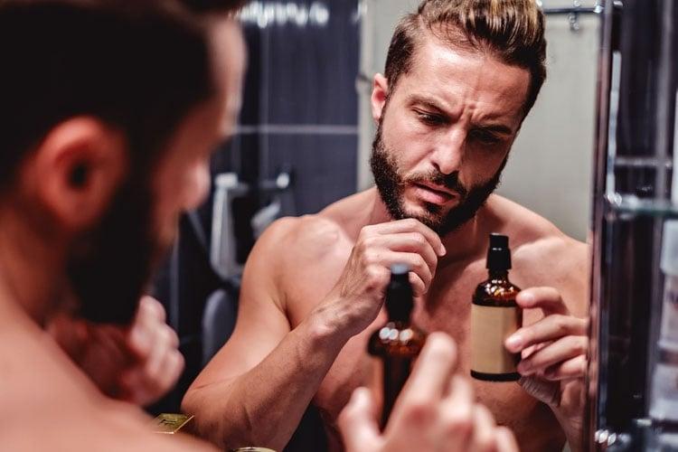 Prevent Dandruff in Your Beard By Applying Beard Oil