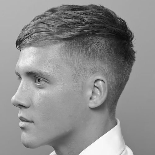 Short Taper Haircut