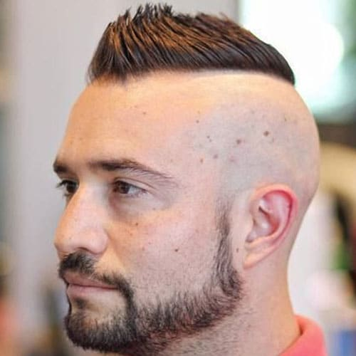 Widows Peak Mohawk