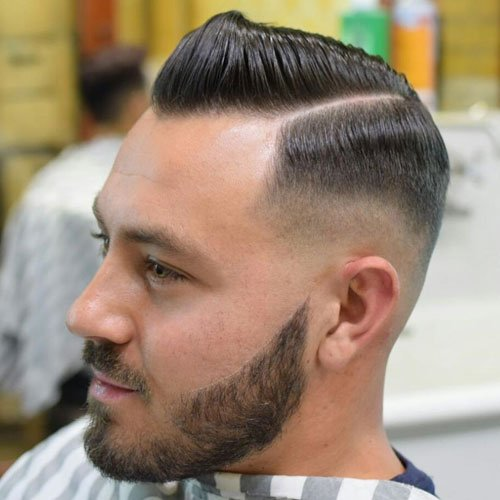 Best Men's Comb Over Haircuts