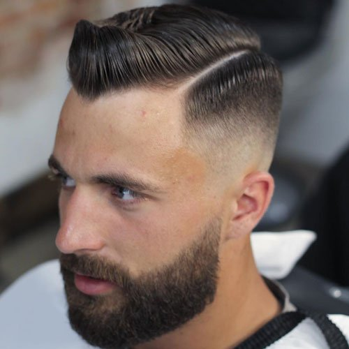 30 Best Comb Over Fade Haircuts 2020 Guide