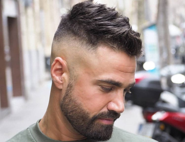 Mens Hair Cut Style: 45 Best Short Haircuts For Men (2019 Guide