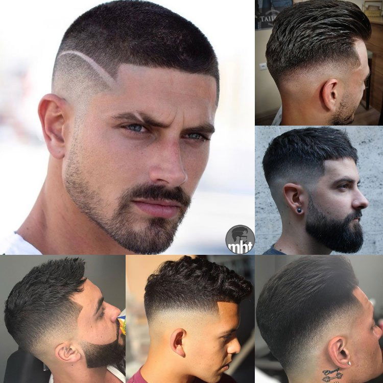35 Best Men's Fade Haircuts: The Different Types of Fades ...