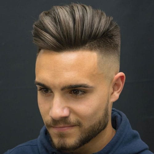 35 Best Men S Fade Haircuts The Different Types Of Fades 2019 Guide