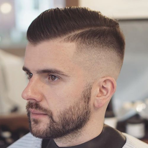30 Best Comb Over Fade Haircuts [2019 Guide]