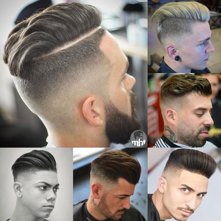 47 Slicked Back Hairstyles 2019 Guide