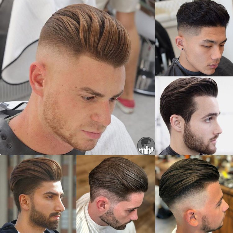 47 Slicked Back Hairstyles (2019 Guide)