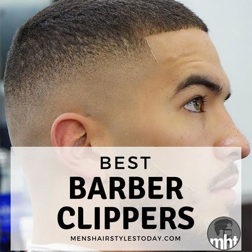 5 Best Professional Barber Clippers 2019 Guide