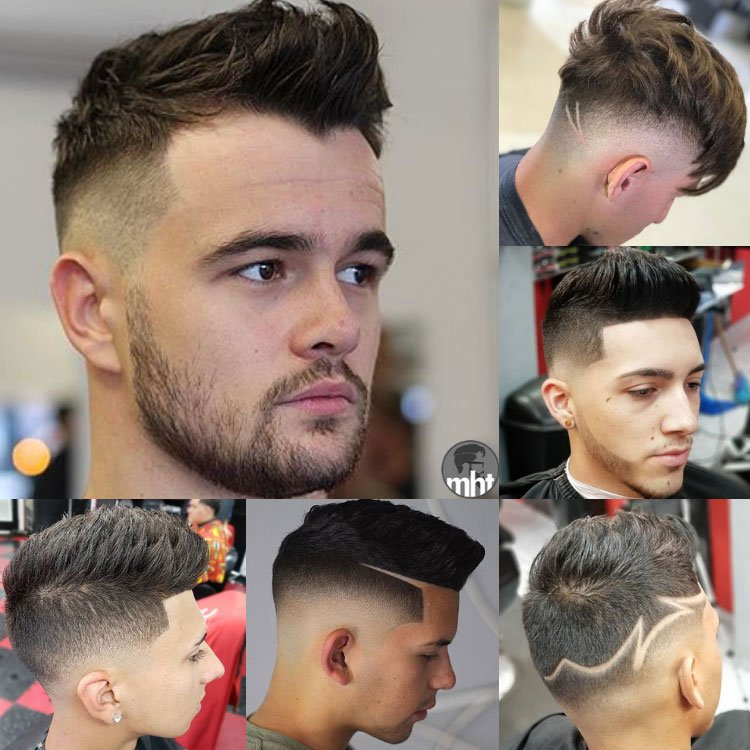 The 69 Best Fade Haircuts For Men 2018