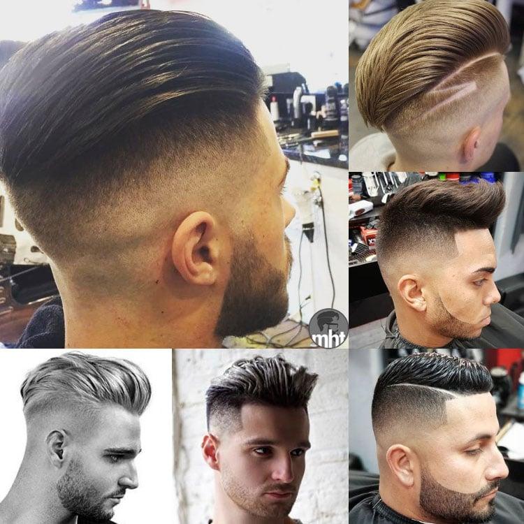 Undercut Fade Haircut