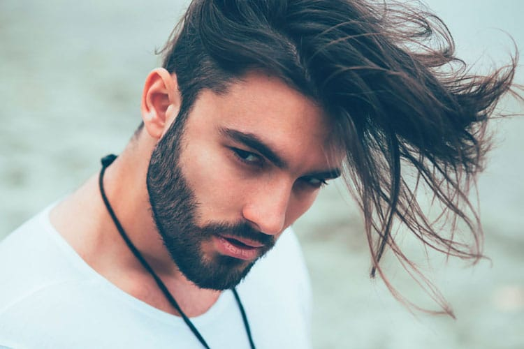 Best Hair Products For Men With Long Hair