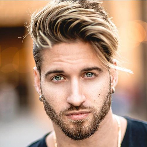 Best Men\'s Haircuts For Your Face Shape 2018