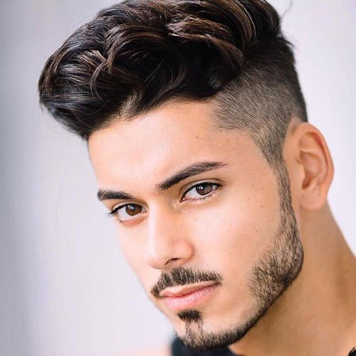 Magnificent Best Mens Haircuts For Your Face Shape 2020 Illustrated Guide Natural Hairstyles Runnerswayorg