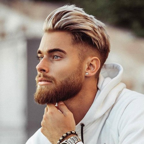 Top 35 Popular Men S Haircuts Hairstyles For Men 2019: Best Men's Haircuts For Your Face Shape 2019