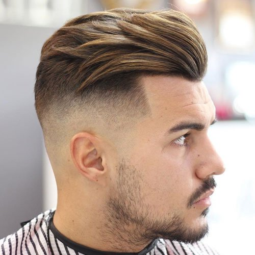 49 Best Fade Haircuts For Men Cool Men S Fade Hairstyles 2018 Guide