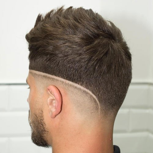 Best Mid Fade Haircut For Men