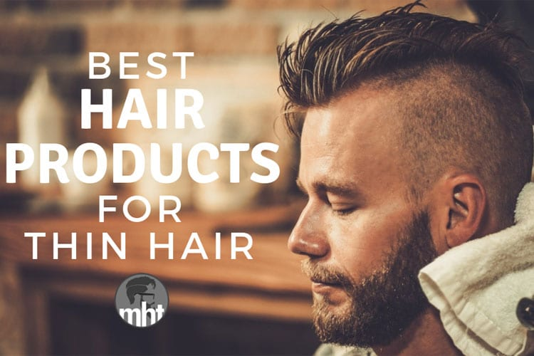 9 Best Pomades Men S Hair Products For Thin Hair 2020 Guide