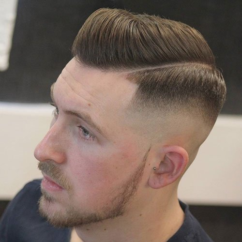 Top 35 Popular Men S Haircuts Hairstyles For Men 2019: 35 Best Men's Fade Haircuts: The Different Types Of Fades