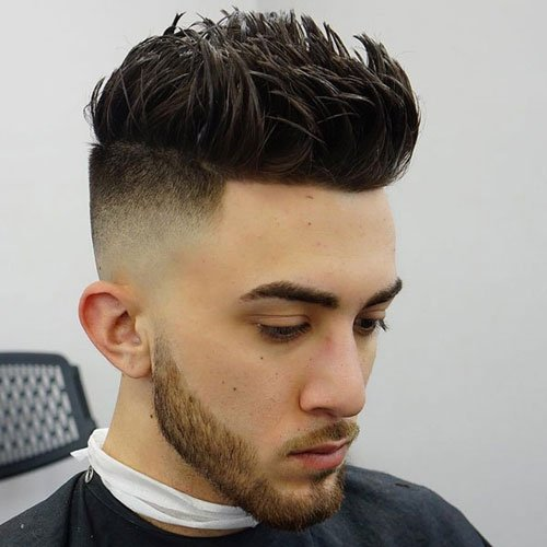 35 Best Faux Hawk (Fohawk) Haircuts For Men (2019 Guide)