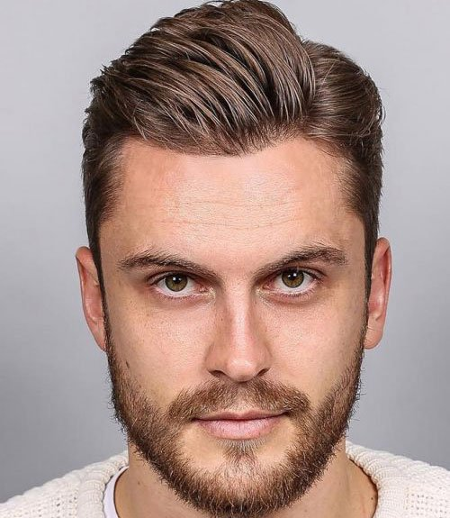 Men's Haircuts For Square Face Shapes