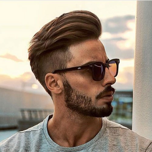 Superb Best Mens Haircuts For Your Face Shape 2020 Illustrated Guide Natural Hairstyles Runnerswayorg