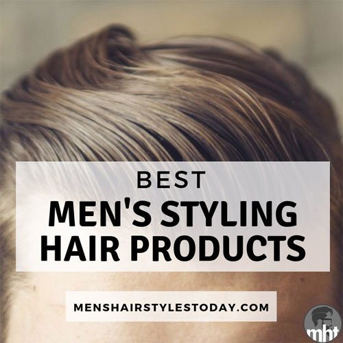 Best Men S Hair Products For Your Hair Type 2020 Guide